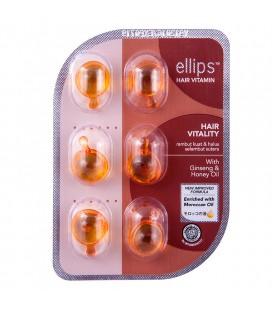 Витамины для волос Ellips Hair Vitality 6х1 мл