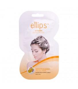 Маска для волос Ellips Smooth&Shiny 20 г