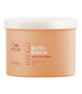 Питательная маска-уход Wella Professionals Invigo Nutri-Enrich Deep Nourishing Mask 500 мл