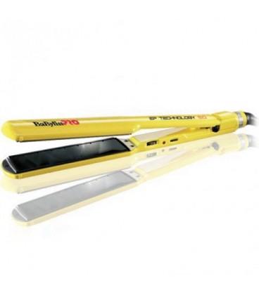 Плойка-выпрямитель BAB2073 EPYE Babyliss EP Technology Dry and Straighten 3.8 cм (желтая)