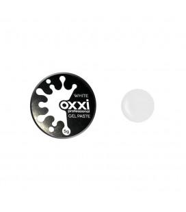 Гель-паста белый OXXI