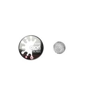 Гель-паста серебро OXXI