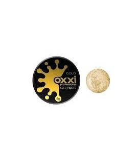 Гель-паста золото OXXI