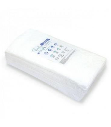 Полотенца одноразовые гладкие 40х70 Panni 50 шт