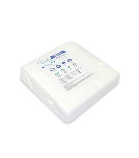 Одноразовые салфетки в пластах гладкие 15х15 Panni 100 шт