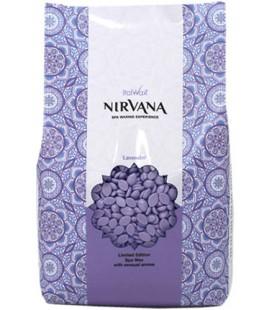 Горячий пленочный воск в гранулах Лаванда ItalWax Nirvana 1 кг