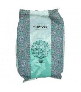 Горячий пленочный воск в гранулах Сандал ItalWax Nirvana 1 кг