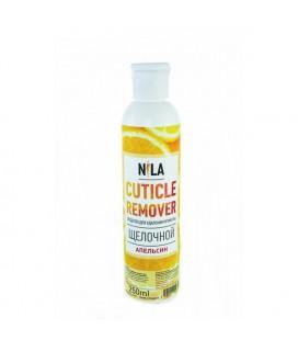Средство для удаления кутикулы NILA Cuticle Remover (апельсин) 250 мл