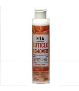 Средство для удаления кутикулы NILA Cuticle Remover (мандарин) 250 мл