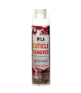 Средство для удаления кутикулы NILA Cuticle Remover (розовое дерево) 250 мл