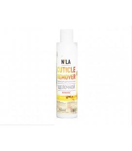 Средство для удаления кутикулы NILA Cuticle Remover (ананас) 250 мл