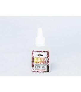 Средство для удаления кутикулы NILA Cuticle Remover (розовое дерево) 30 мл