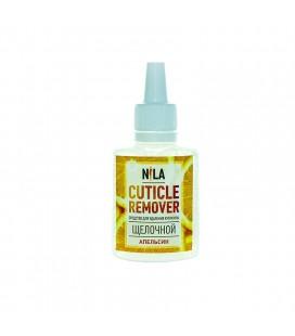 Средство для удаления кутикулы NILA Cuticle Remover (апельсин) 30 мл