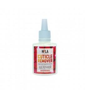Средство для удаления кутикулы NILA Cuticle Remover (земляника) 30 мл
