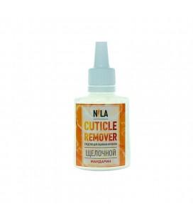 Средство для удаления кутикулы NILA Cuticle Remover (мандарин) 30 мл