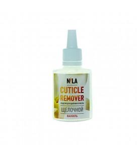 Средство для удаления кутикулы NILA Cuticle Remover (ваниль) 30 мл