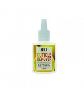 Средство для удаления кутикулы NILA Cuticle Remover (лимон) 30 мл