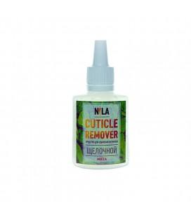 Средство для удаления кутикулы NILA Cuticle Remover (мята) 30 мл