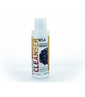 Жидкость для снятия липкого слоя Nila Cleanser (ежевика) 100 мл