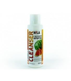 Жидкость для снятия липкого слоя Nila Cleanser (арбуз) 100 мл
