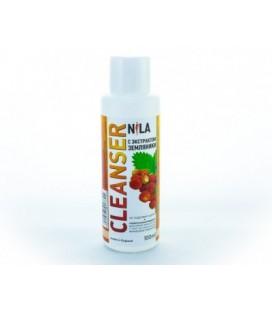 Жидкость для снятия липкого слоя Nila Cleanser (земляника) 100 мл