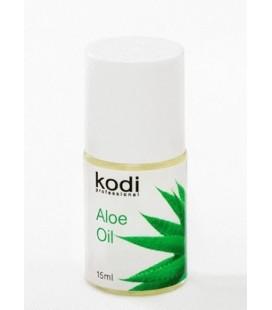"Масло для кутикулы ""Алоэ"" Kodi professional 15 мл"