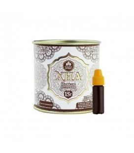 Хна для окрашивания бровей Grand Henna (светло-коричневая) 15 г