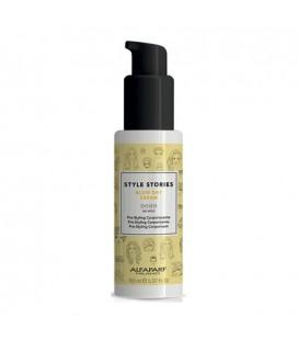 Крем для защиты волос во время сушки Alfaparf Style Stories 150 мл