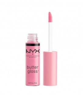 NYX Блеск Butter gloss №04 (merengue) 8 мл