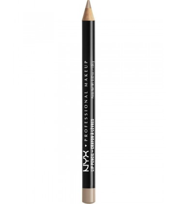 NYX Карандаш для губ Slim Lip Pencil №857 (nude beige)