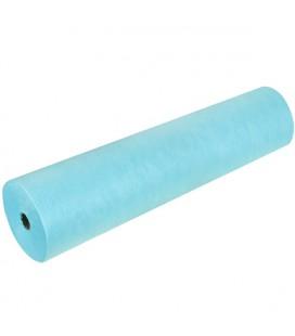 Простыни одноразовые 0.6х100 RIO (голубой)