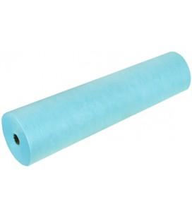 Простыни одноразовые 0.8х100 RIO (голубой)