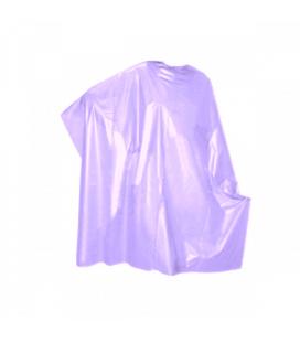 Пеньюар одноразовый (фиолетовый) 50 шт