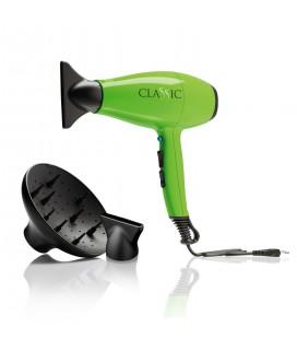 Фен CLASSIC зеленый 2-х скор. 2000W