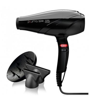 Фен для волос GA.MA Pluma 5500 SH0901 (черный)