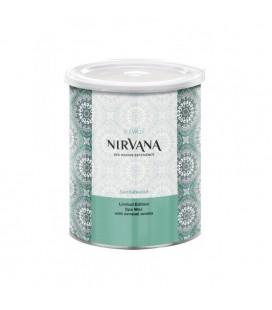 Воск теплый в банке Сандал ItalWax Nirvana 800 мл