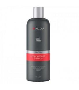 Indola Kera Restore Шампунь для волос кератиновое восстановление 300 мл