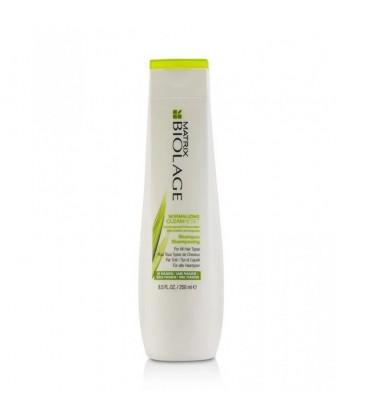 Нормализующий шампунь для жирных волос Matrix Biolage Clean Reset 250 мл