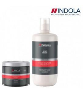 Indola Kera Restore Маска для волос кератиновое восстановление 750 мл