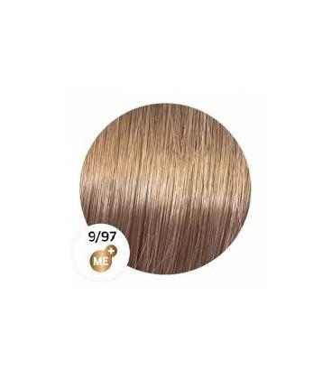 Краска для волос 9/97 Wella Koleston ME+ Очень светлый блондин сандре коричневый 60 мл