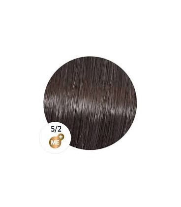 Краска для волос 5/2 Wella Koleston ME+ Светло-коричневый матовый 60 мл