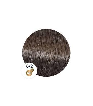 Краска для волос 6/2 Wella Koleston ME+ Темный блондин матовый 60 мл