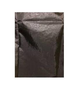 Пеньюар Proline черный с рисунком
