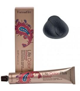 Краска для волос 6.11 Life Color Plus Светлый каштановый насыщенно пепельный 100 мл