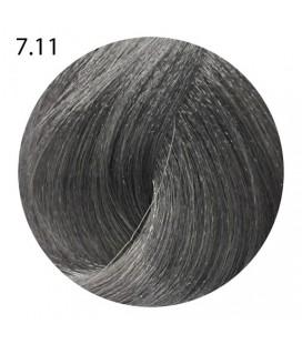 Краска для волос 7.11 Life Color Plus Темный блондин насыщенно пепельный 100 мл