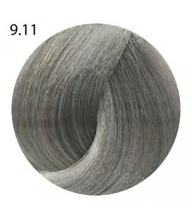 Краска для волос 9.11 Life Color Plus Светлый блондин насыщенно пепельный 100 мл