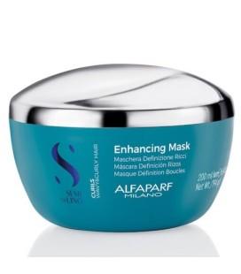 Маска для вьющихся волос ALFAPARF Curls Enhancing mask 200 мл