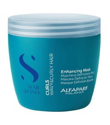 Маска для вьющихся волос ALFAPARF Curls Enhancing mask 500 мл