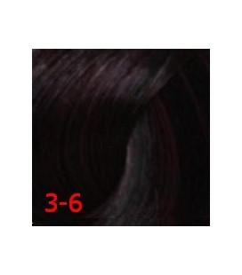 Краска для волос 3/6 Londa Professional Темно-коричневый фиолетовый 60 мл