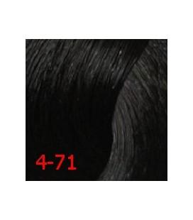 Краска для волос 4/71 Londa Professional Средне-коричневый коричнево-пепельный 60 мл